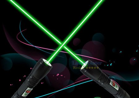 Small Green laser pointer reviews — a portable mini laser pointer