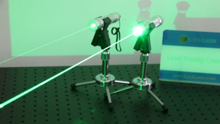 World Most Powerful Green Laser Pointer 520nm Laser