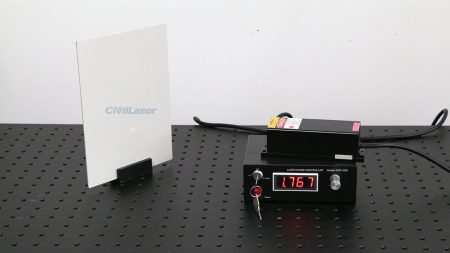 CivilLaser's 750nm IR Laser Source