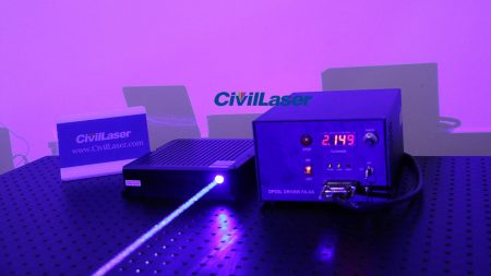 50000mW 450nm Blue Diode Laser