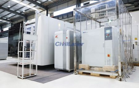 World Premiere of China's 40,000 Watt Laser