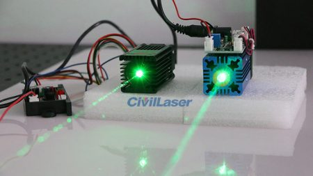 Comparison of 532nm and 520nm Diode Laser