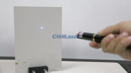 473nm 1mW Blue Diode Laser Pointer TEM00 Laser