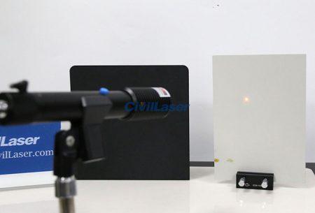 593.5nm 2mW TEM00 Yellow Laser Pointer